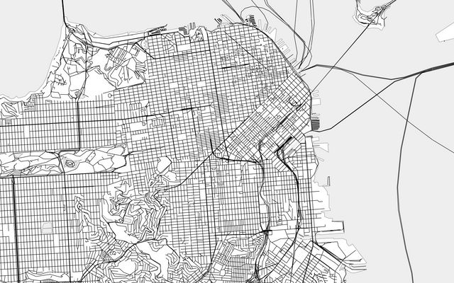 Mapbox Vector Tiles / D3 / Observable