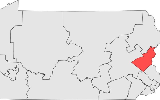 Pennsylvania redistricting / John Muyskens / Observable
