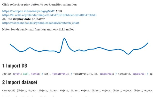 ON MOUSEOVER - Animate appearance, using d3 transition() / Mike