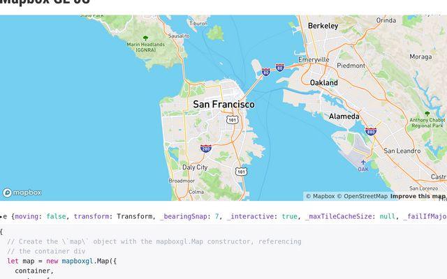 Mapbox GL JS / Jason Heppler / Observable