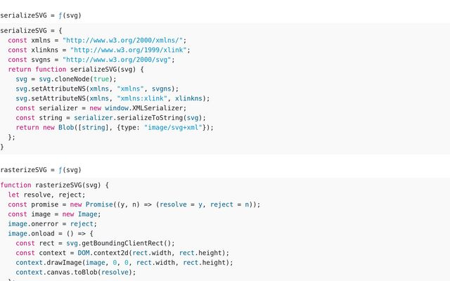 Code Snippets / Kemper Smith / Observable