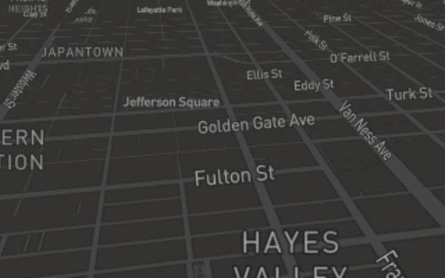 Mapbox GL JS / Malcolm Meyer / Observable