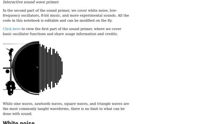 Sounds (part 2) / K Lindberg / Observable